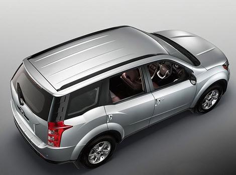 Компания Mahindra&Mahindra представила внедорожник XUV500
