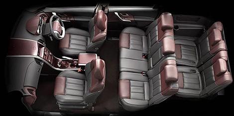 Компания Mahindra&Mahindra представила внедорожник XUV500. Фото 2