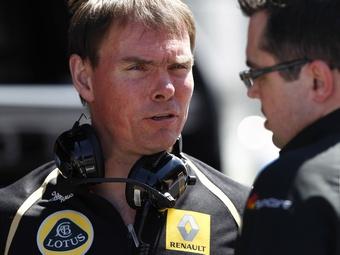 В руководстве команды Renault произошли перестановки