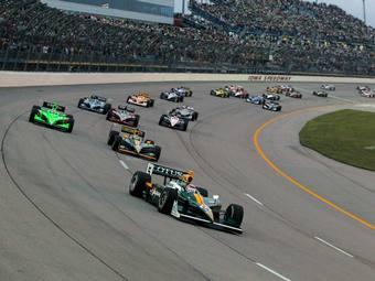В новом календаре серии INDYCAR осталось шесть гонок на овалах