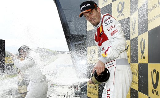 Мартин Томчик выиграл чемпионский титул немецкой серии DTM