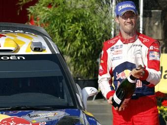 Себастьен Ожье одержал пятую победу в сезоне WRC