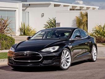 Электроседан Tesla Model S получит спортивную версию
