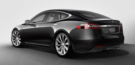 """Спортивная версия Tesla Model S сможет ускоряться до """"сотни"""" за 4,6 секунды"""