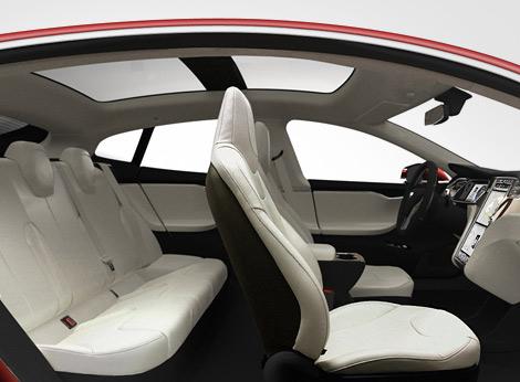 """Спортивная версия Tesla Model S сможет ускоряться до """"сотни"""" за 4,6 секунды. Фото 1"""