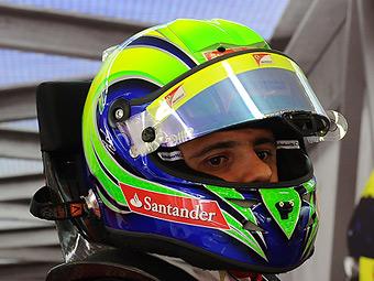 Шлемы пилотов Формулы-1 станут тяжелее и безопасней
