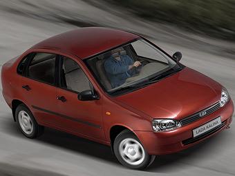 В России замедлился рост продаж автомобилей Lada