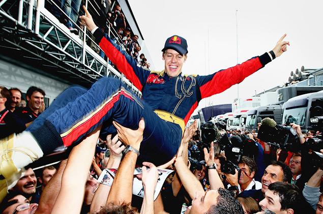 Себастьян Феттель отобрал у Михаэля Шумахера рекорды Формулы-1. Фото 5