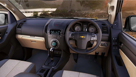 В Таиланде прошла презентация пикапа Chevrolet Colorado нового поколения. Фото 3