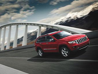 "Jeep Grand Cherokee обзаведется 8-ступенчатым ""автоматом"""