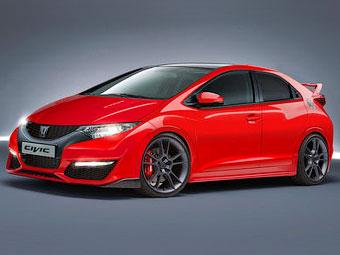 """Новый Civic Type-R первым из всех """"Хонд"""" получит турбомотор"""