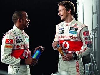 Гонщики McLaren стали быстрейшими в тренировке Гран-при Японии