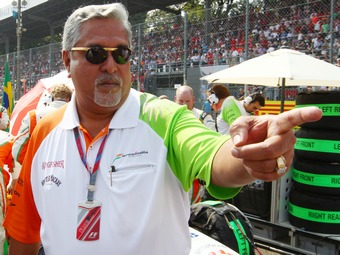 Команда Формулы-1 Force India сменит владельца