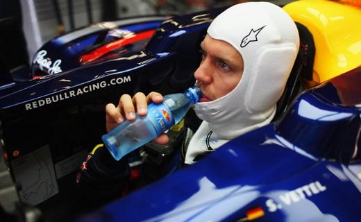Себастьян Феттель занял поул-позицию на Гран-при Японии