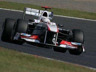 FIA изменила стартовую решетку Гран-при Японии Формулы-1