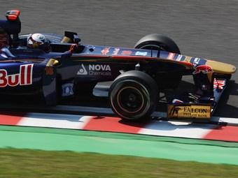 Команду Toro Rosso оштрафовали на пять тысяч евро
