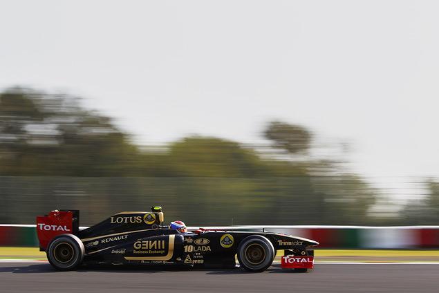 Для победы в чемпионате Феттелю хватило третьего места на Гран-при Японии. Фото 5
