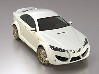 Новый итальянский автопроизводитель показал свою первую модель