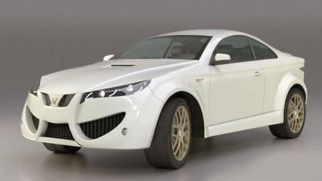 Компания Vygor выпустит 150 экземпляров своего первого спорткара. Фото 2