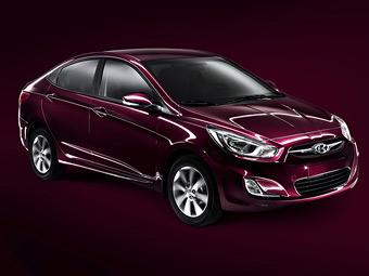 В сентябре самой продаваемой иномаркой в России стал Hyundai Solaris