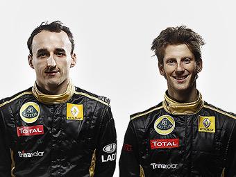 Гросжан заменит Кубицу в Renault если поляк не сможет вернуться в гонки