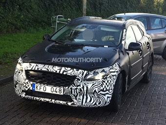 Volvo начала испытания нового хэтчбека C30