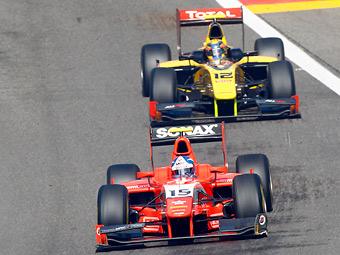 Чемпионские команды GP2 подали заявки на вступление в Формулу-Renault 3.5