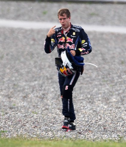 Как чемпионы Формулы-1 радуются своим победам