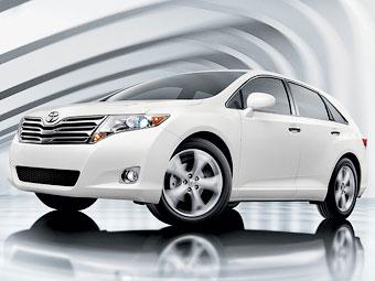 Toyota подумает о начале продаж в России кроссовера Venza
