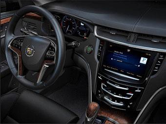 Cadillac рассказал о мультимедийной системе для нового флагманского седана