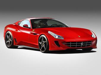 Преемник Ferrari 599 GTB Fiorano получит 700-сильный мотор