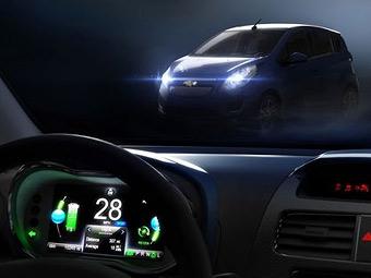 Chevrolet будет продавать в США маленький электрокар
