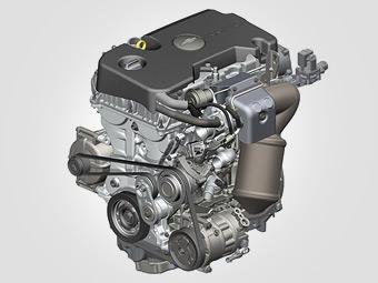 GM разработает новую гамму маленьких моторов