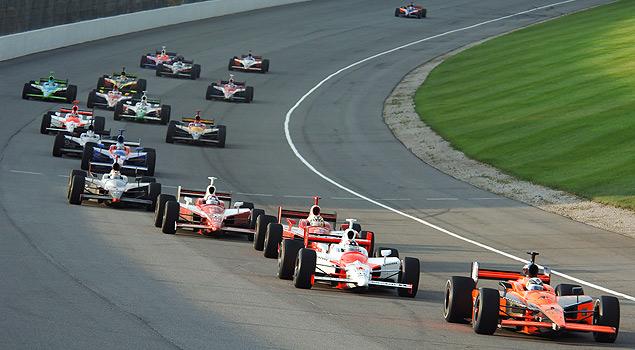 Финал INDYCAR в столице игорного бизнеса США и Гран-при Кореи Ф-1. Фото 1