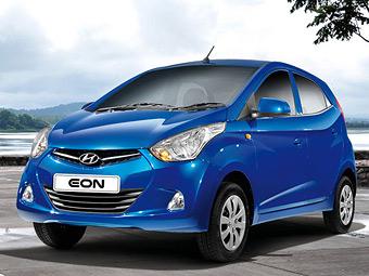 В Индии дебютировал самый маленький Hyundai