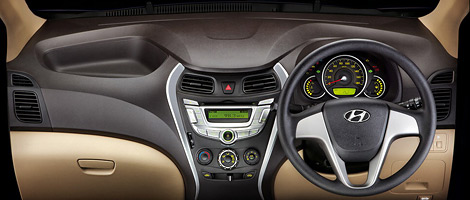 Компания Hyundai официально представила сити-кар Eon. Фото 2