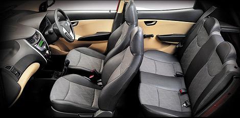 Компания Hyundai официально представила сити-кар Eon. Фото 3