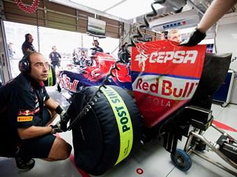 В Южной Корее команда Toro Rosso будет использовать новый диффузор