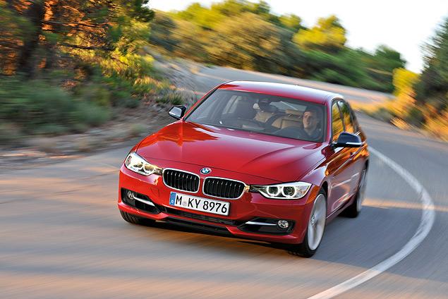 Новый седан BMW 3-Series в подробностях