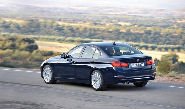 Новый седан BMW 3-Series в подробностях. Фото 2