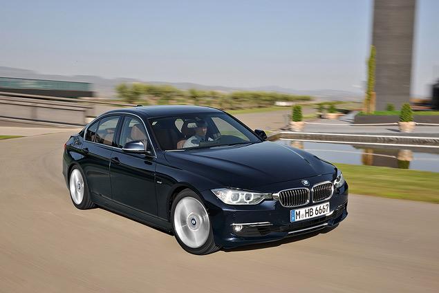 Новый седан BMW 3-Series в подробностях. Фото 3