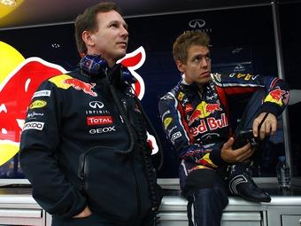 Команда Red Bull применила нестандартную тактику на Гран-при Кореи