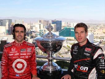 Лидеры чемпионата INDYCAR начнут финальную гонку с девятого ряда