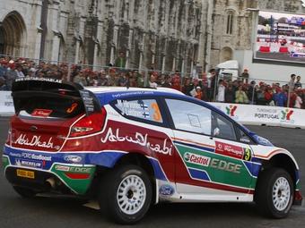 На Ралли Испании WRC команда Ford вернется к традиционной раскраске