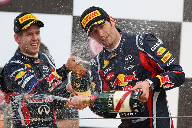 Себастьян Феттель завоевал для Red Bull Кубок конструкторов. Фото 4