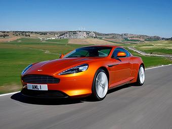 В России начали принимать заявки на Aston Martin Virage