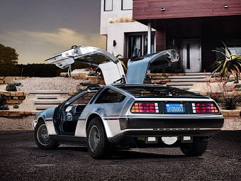 DeLorean займется выпуском спортивных электромобилей