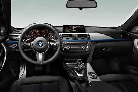 """Появились подробности о спорт-пакете M Sport для новой """"трешки"""" BMW"""