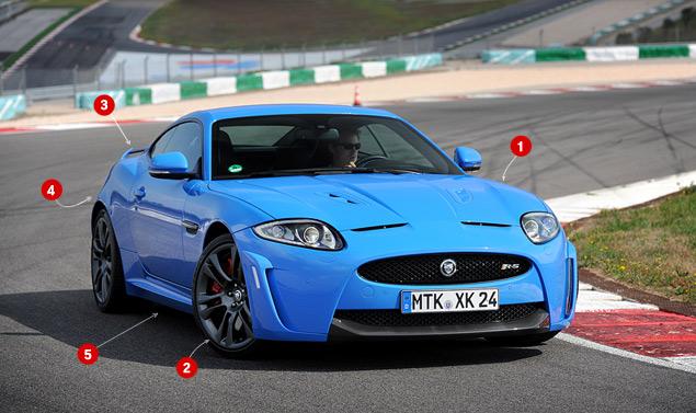 Укрощаем самый эпатажный Jaguar. Фото 1