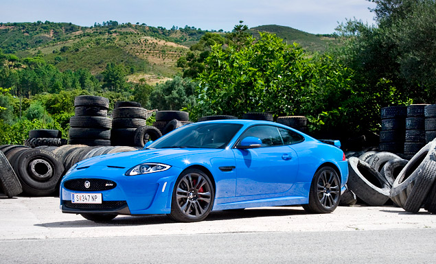 Укрощаем самый эпатажный Jaguar. Фото 3